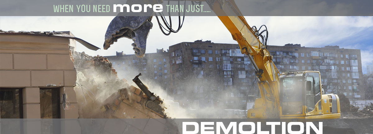 Demoltion